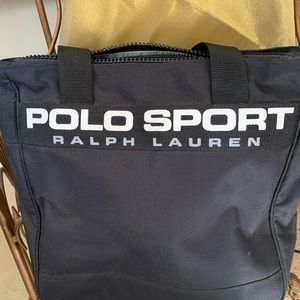 Polo Sport Tote/travel Bag